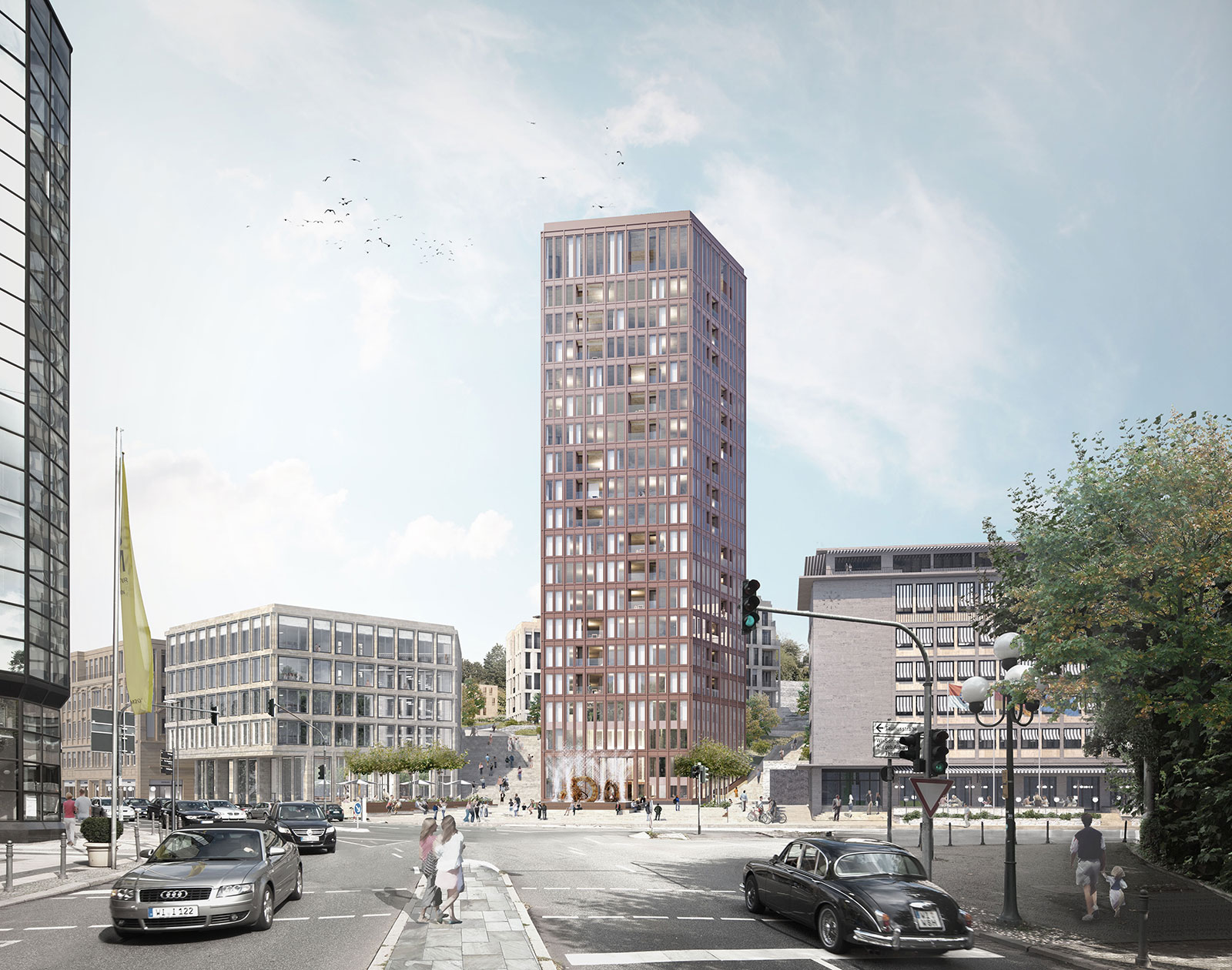 Kureck Wiesbaden A Project By Ifm Immobilien Ag